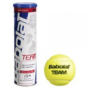 Babolat Team 3-can geltoni
