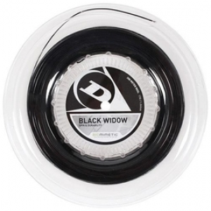 Dunlop Black Widow (juodos) stygos 1,30mm 200m