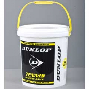 Dunlop Trainer 60pc yellow beslėgiai