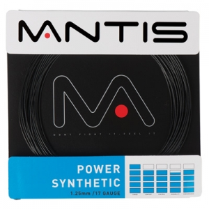 Mantis Power Synthetic Black 1,25mm