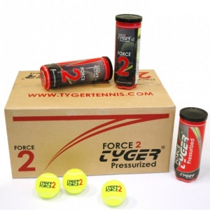 Tyger Force 2 3 ball can 24-cans ITF patvirtinta
