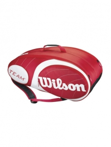 Wilson Team Red 9 Pack